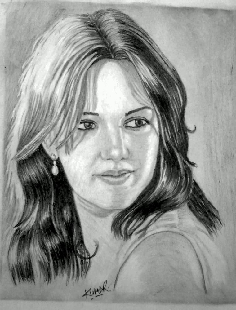 Meryem Uzerli by Kumarr